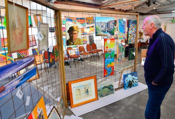 Proud Sponsors of The Great Rotary Charity Art Expo